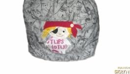 Детский рюкзак с пиратом йо-хо-хо (дитячий рюкзак)