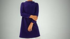 Платье Юная Твигги