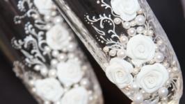 Свадебные бокалы ′Элегия′