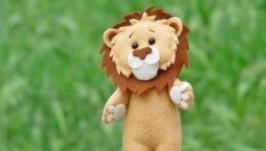Львенок в подарок