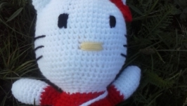 Киця Hello Kitty 23 см