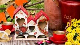 Чайный домик тройной ′ Дом сказки′