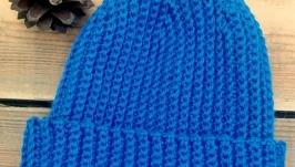 Шапка бини, детская шапка