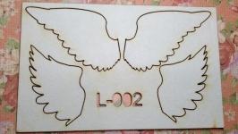 Чипборд ′Крылья′