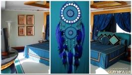 Dreamcatcher Blue mosaic Dream Catcher Large Dreamcatcher New Dream