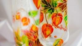 Подсвечник ′Краски осени′