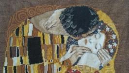 Картина ′Поцелуй′ по мотивам Г.Климта