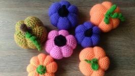 Декоративные тыквы