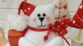 Рождественский котик)