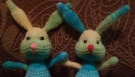 Райдужні зайчата