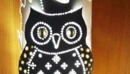 Ночник светильник Сова