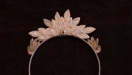 Новорічна корона ′Снігурочка′