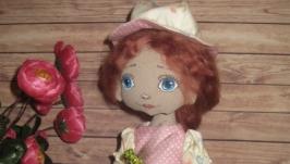 Кукла текстильная Стрекоза