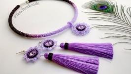 Комплект ′Lady Lavender′