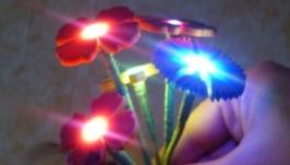 Нічник - квіти