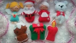 Іграшки на ялинку