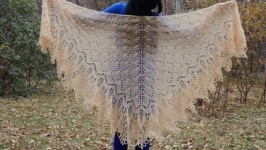 Шикарная шаль Марианна
