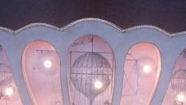 Воздушный шар - ночник