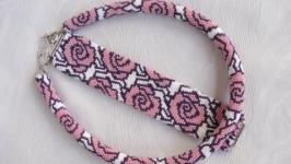 Жгут и браслет ′Розы′
