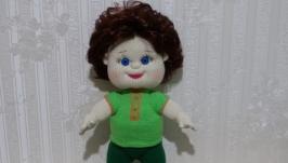 Лялька в′язана