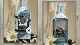 Бутылка в подарок Про любофф))) Подарок девушке на годовщину свадьбы