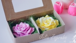 Набор мыла ′Ароматная роза′
