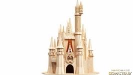 Сказочный замок принцессы