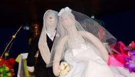 ′Жених и невеста′ Тильда