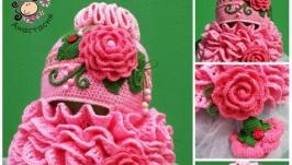 Комплект ′Розовая пантера′