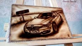 Картина BMW
