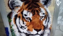 Тигры на холсте