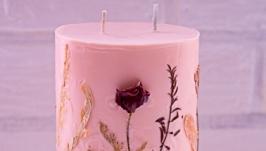 Свічка ′Польові квіти′