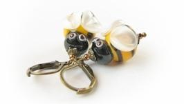 Серьги ′Пчелки′