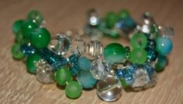 Зелений браслет