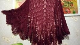 Красивейшая шаль Марианна