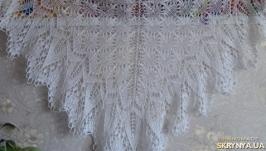 Летняя шаль Марианна выполнена из хлопка 100%