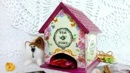 Чайный домик ′Розовый сад′