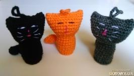 Амигуруми котик
