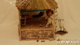 Ляльковий будинок ′Хатина Робінзона′