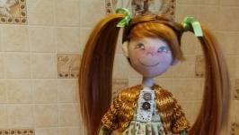 Кукла Ася  ручной работы