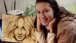 Ефремова Екатерина: Мастер по выжиганию на дереве