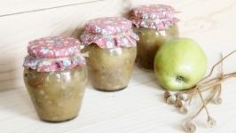Яблучно-лимонне смакотіння варенье яблочно-лимонное