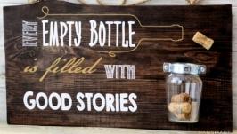 Дошка рустик ′Good Stories′