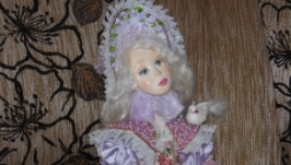 Будуарная кукла ′Анна-Флоретта′