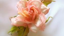 Роза из шелка - ′ Незабвенная′