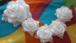 Лента-трансформер на гульку  ′Белые розы′