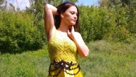 Платье ′ Диско ′