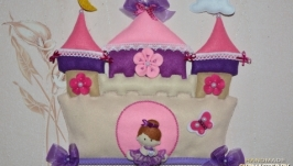 Замок для маленькой принцессы
