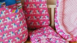 Подарочный комплект для малыша Fairy unicorns