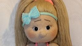 Кукла Полинка
